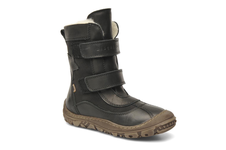 Stiefeletten & Boots Bisgaard Mouss schwarz detaillierte ansicht/modell