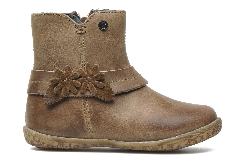 Stiefeletten & Boots Naturino Fleurette beige ansicht von hinten