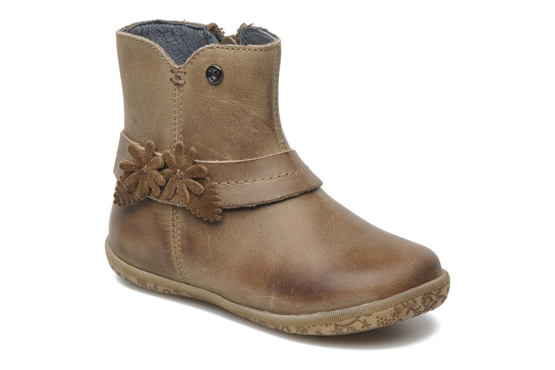 Stiefeletten & Boots Naturino Fleurette beige detaillierte ansicht/modell