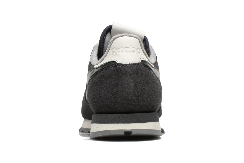 Sneaker Reebok Classic Leather Suede grau ansicht von rechts