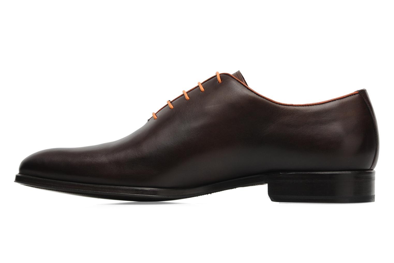 Chaussures à lacets Marvin&Co Perowne Marron vue face