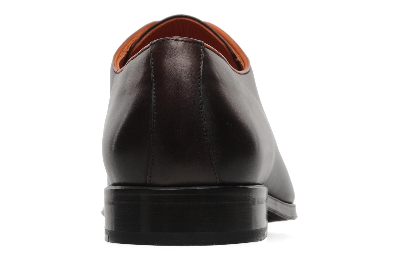 Chaussures à lacets Marvin&Co Perowne Marron vue droite