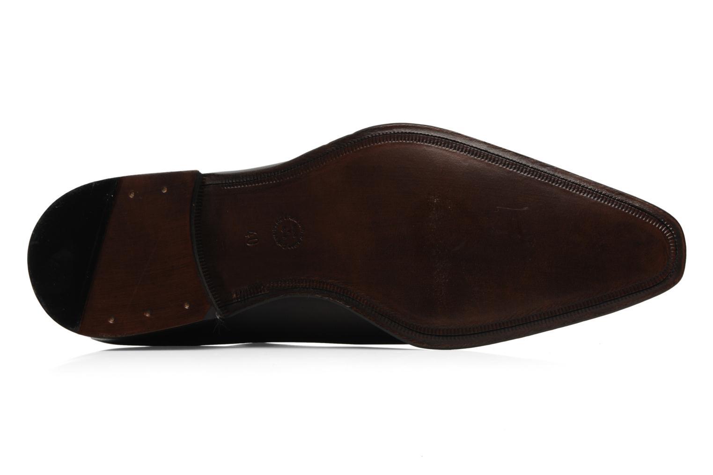 Chaussures à lacets Marvin&Co Perowne Marron vue haut