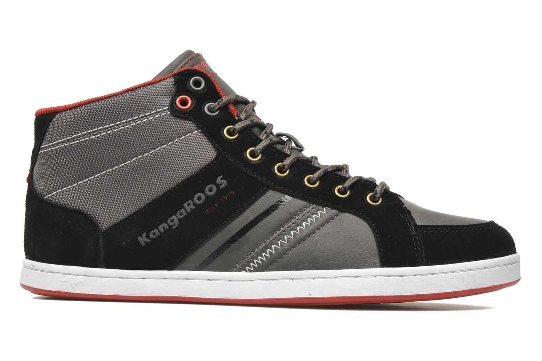 Sneaker Kangaroos Jurek grau ansicht von hinten