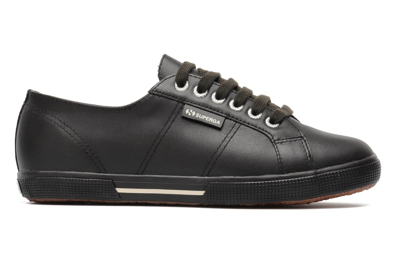 Sneaker Superga 2950 FGLU braun ansicht von hinten