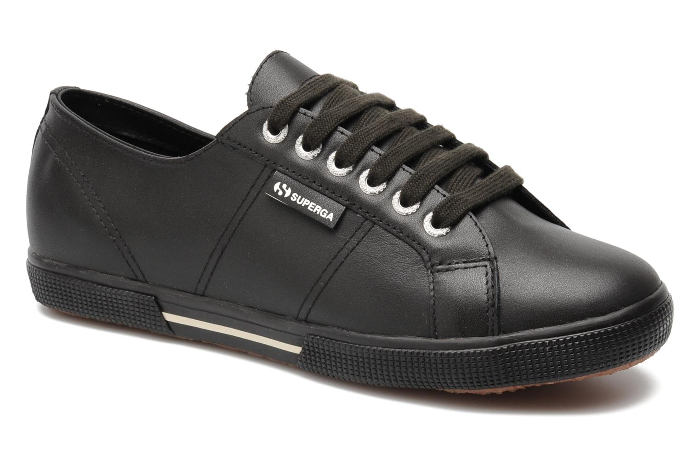 Sneaker Superga 2950 FGLU braun detaillierte ansicht/modell