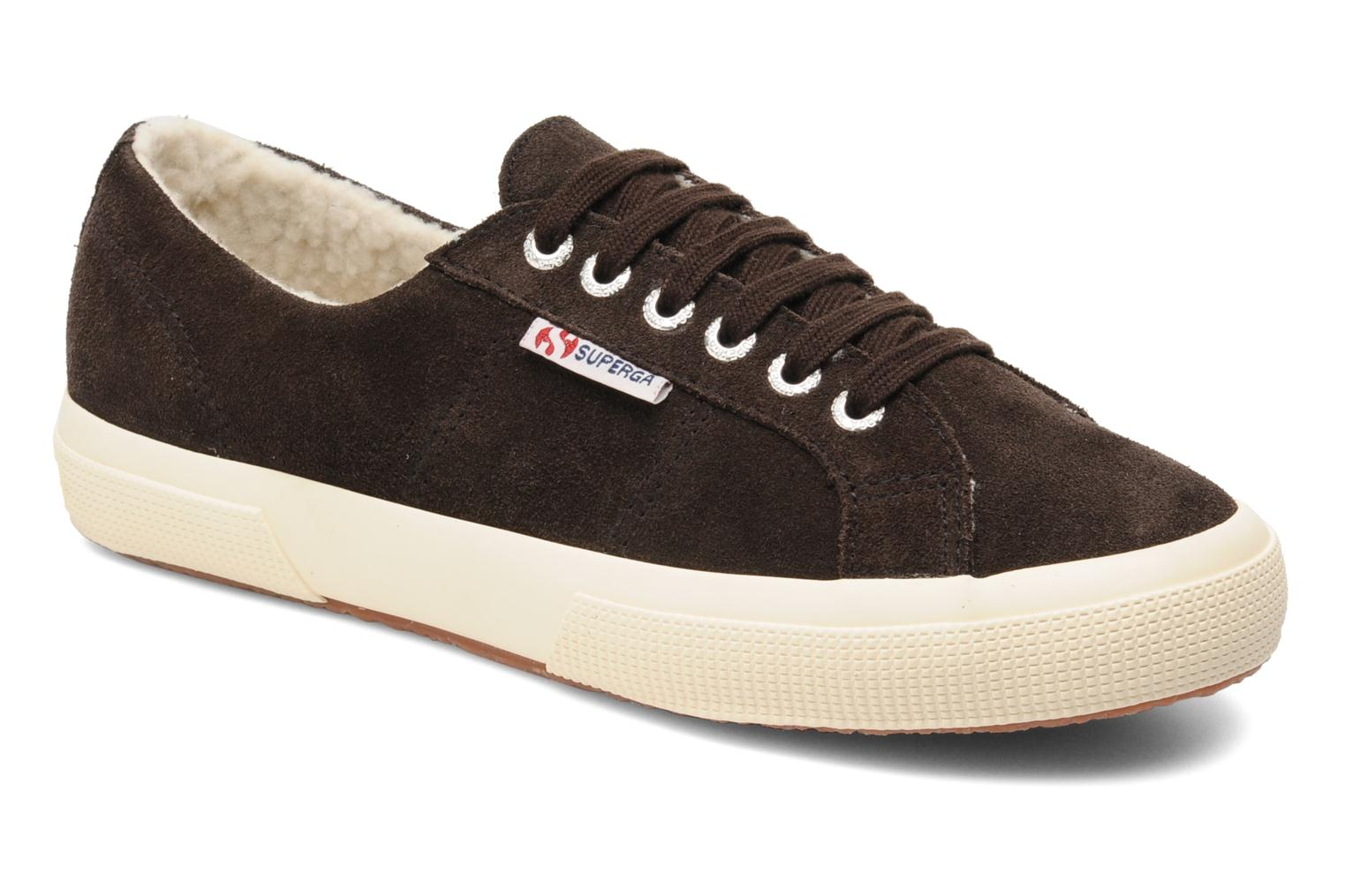 Superga Tennis 2750 Nubuck fourré XjLJS
