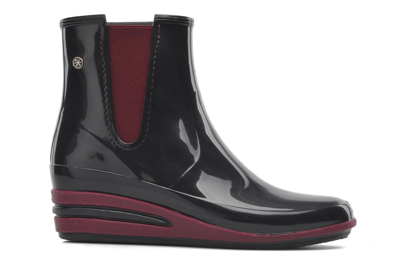 Stiefeletten & Boots Méduse Castic lila ansicht von hinten