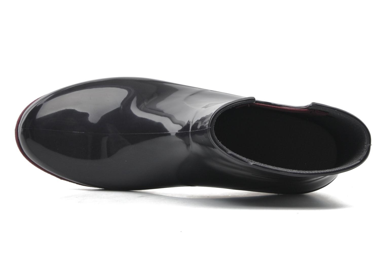 Bottines et boots Méduse Castic Violet vue gauche