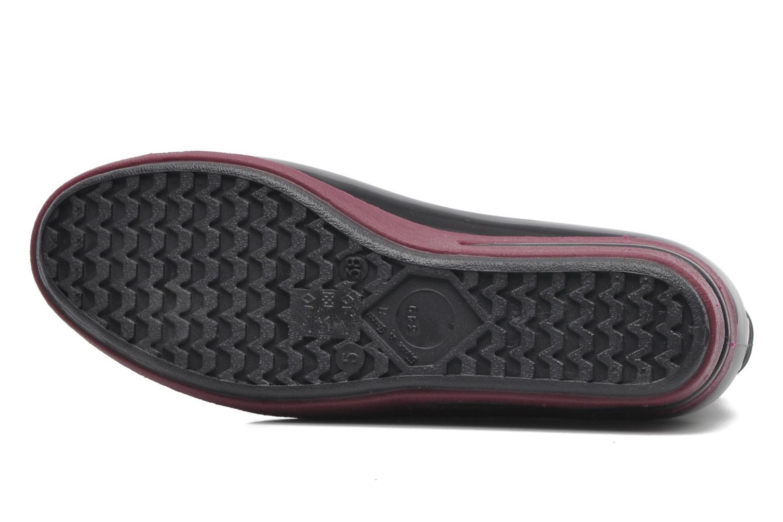 Stiefeletten & Boots Méduse Castic lila ansicht von oben