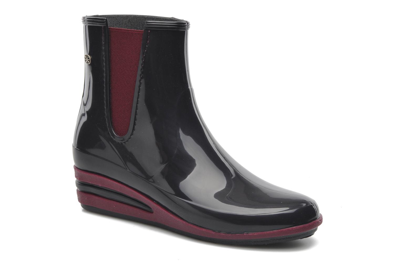 Bottines et boots Méduse Castic Violet vue détail/paire