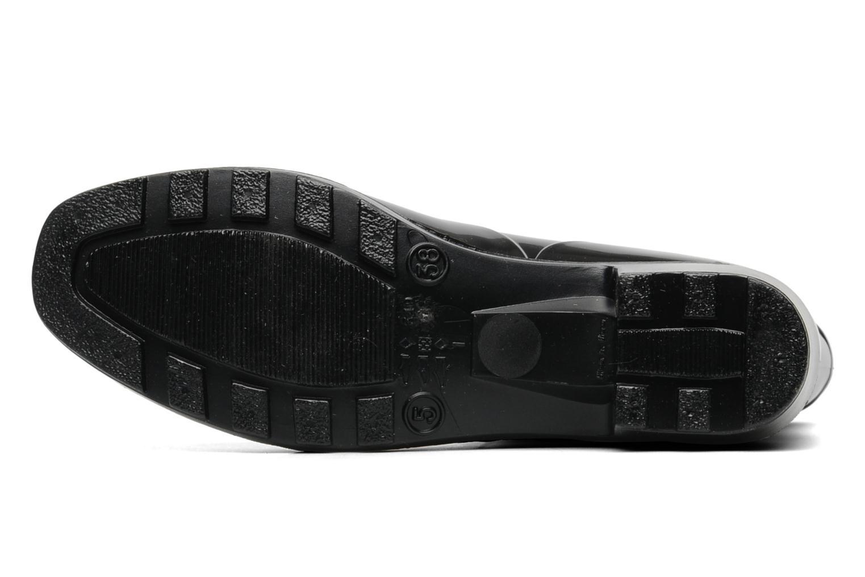 Bottines et boots Méduse Camaro Noir vue haut