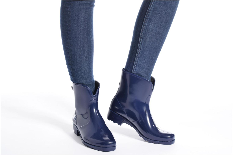 Bottines et boots Méduse Camaro Rouge vue bas / vue portée sac