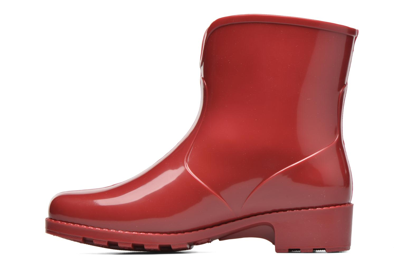 Bottines et boots Méduse Camaro Rouge vue face