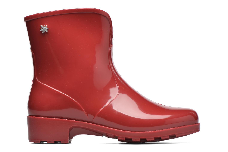 Bottines et boots Méduse Camaro Rouge vue derrière