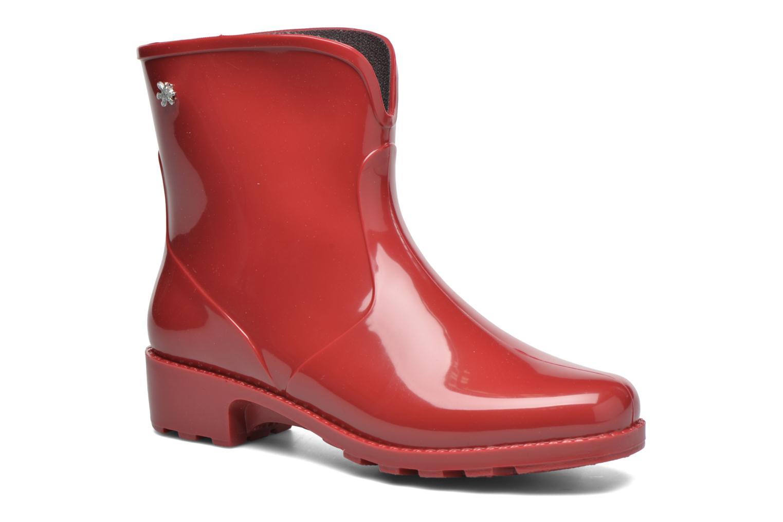Bottines et boots Méduse Camaro Rouge vue détail/paire