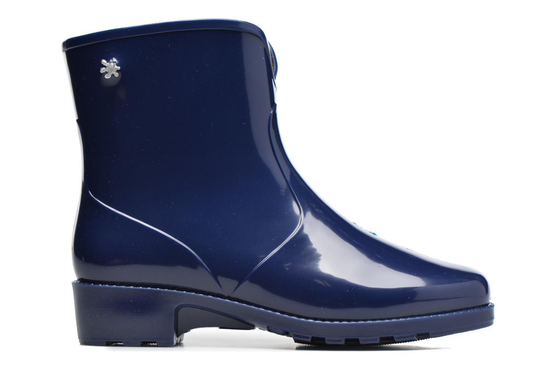 Bottines et boots Méduse Camaro Bleu vue derrière