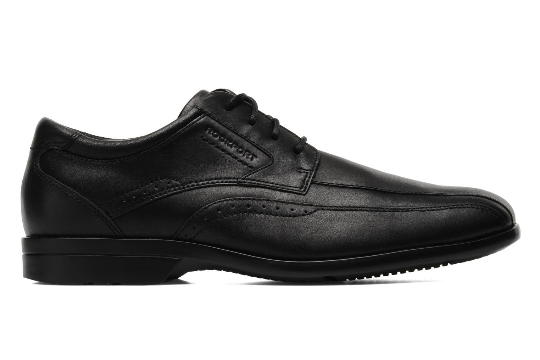 Chaussures à lacets Rockport Bl Bike Front Noir vue derrière