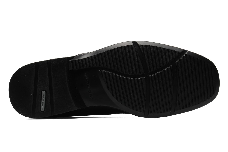 Chaussures à lacets Rockport Bl Bike Front Noir vue haut