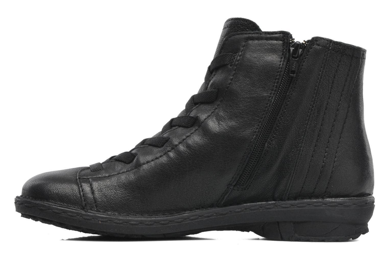 Boots en enkellaarsjes Khrio Castelli Zwart voorkant