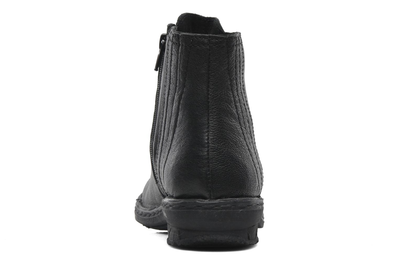 Boots en enkellaarsjes Khrio Castelli Zwart rechts