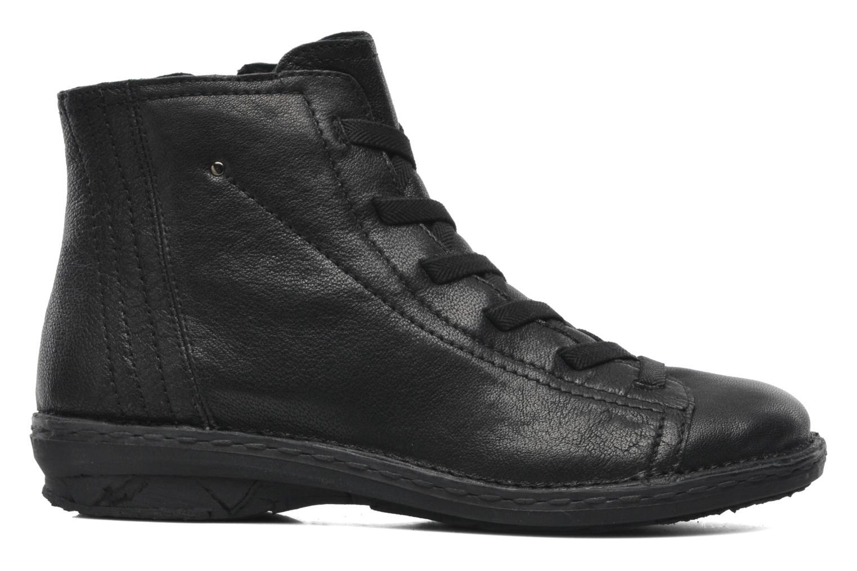 Boots en enkellaarsjes Khrio Castelli Zwart achterkant