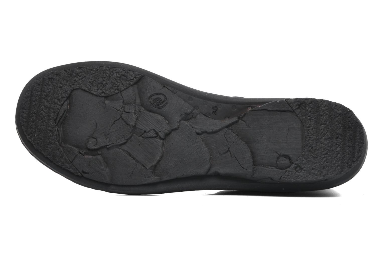 Stiefeletten & Boots Khrio Castelli schwarz ansicht von oben