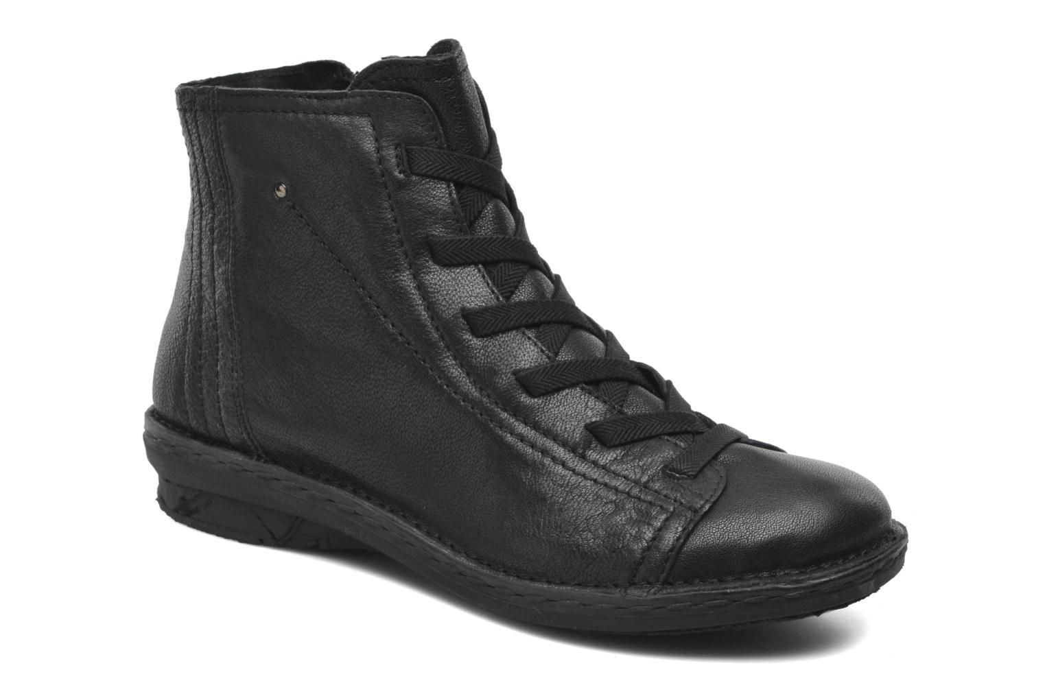 Boots en enkellaarsjes Khrio Castelli Zwart detail