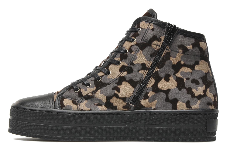 Sneakers Eden Ceylan Multicolor voorkant
