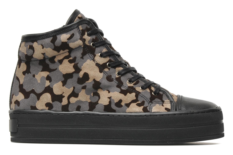 Sneakers Eden Ceylan Multicolor achterkant