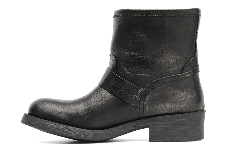 Bottines et boots Eden Dilara Gris vue face