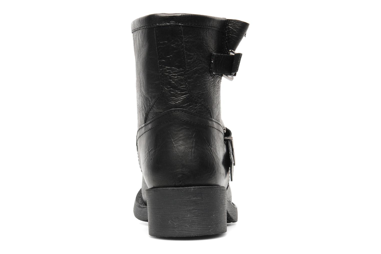 Bottines et boots Eden Dilara Gris vue droite