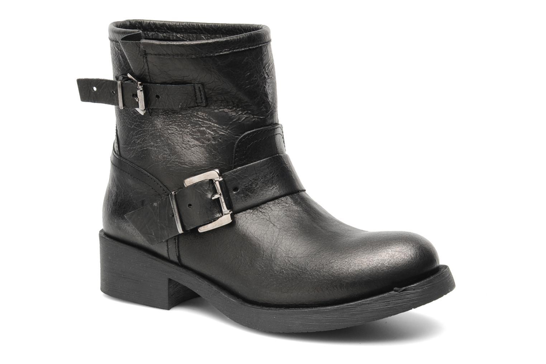 Ankelstøvler Eden Dilara Grå detaljeret billede af skoene