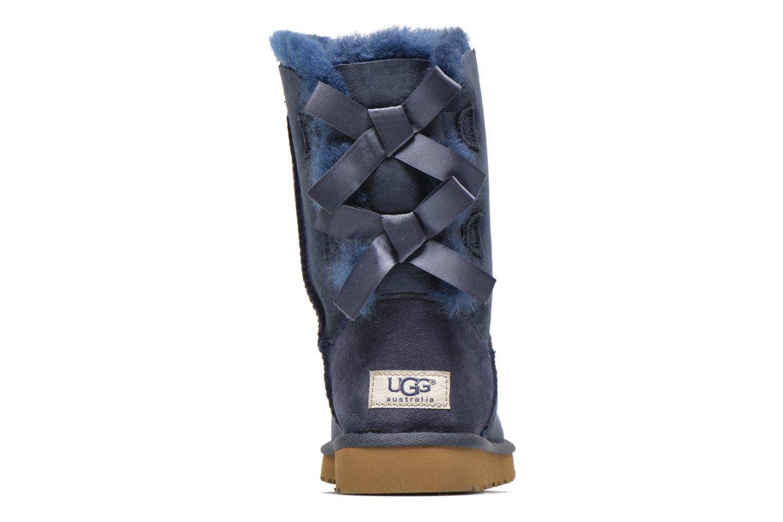 Boots en enkellaarsjes UGG Bailey Bow W Blauw rechts
