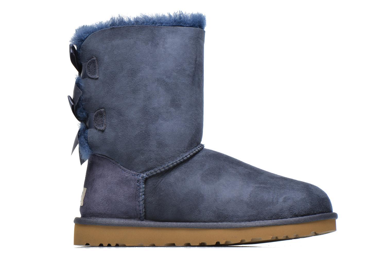 Boots en enkellaarsjes UGG Bailey Bow W Blauw achterkant