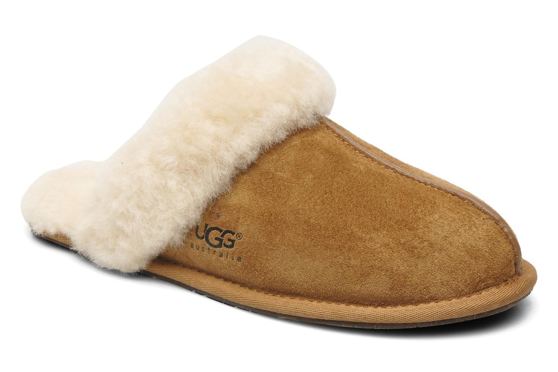 e10ad280ada chinelos de ugg scuffette UGG Scuffette II (Brown) - Slippers chez ...