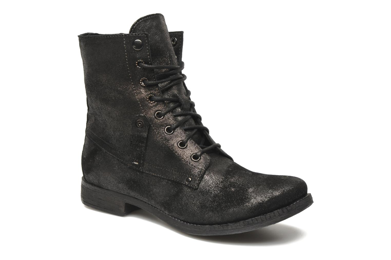 Bottines et boots Khrio Fiesole Gris vue 3/4
