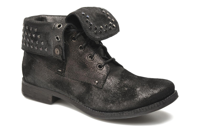 Bottines et boots Khrio Fiesole Gris vue détail/paire