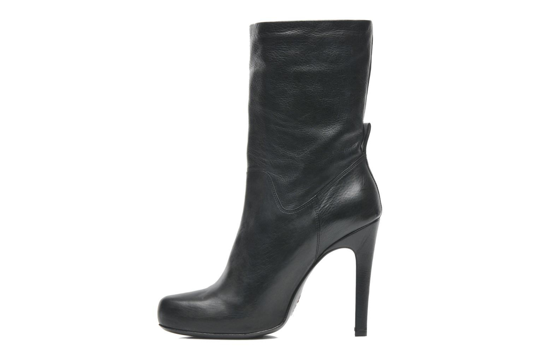 Bottines et boots Free Lance Ferley 7 Mini Botte Noir vue face