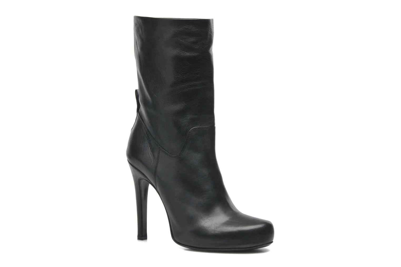 Bottines et boots Free Lance Ferley 7 Mini Botte Noir vue détail/paire