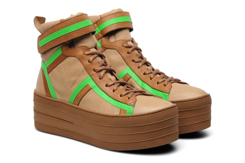 Skyla Basket Velcro VI. Mustang multi camel vertscam