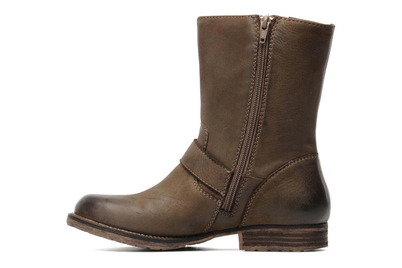 Stiefeletten & Boots SPM TIA braun ansicht von vorne