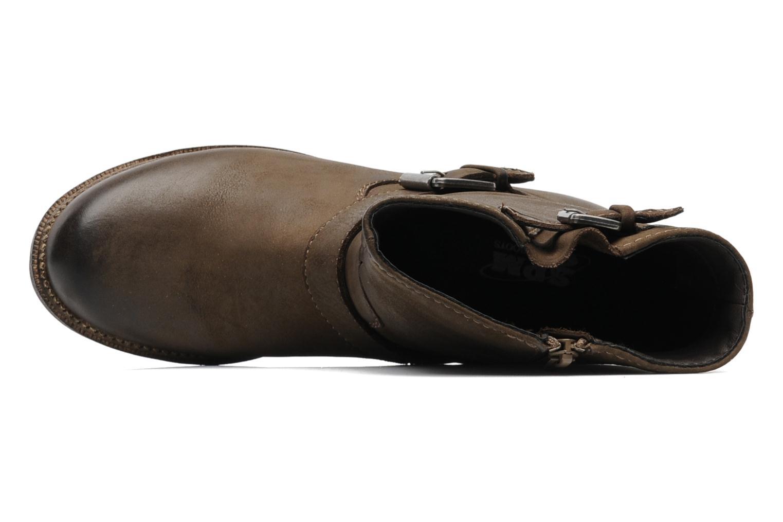 Stiefeletten & Boots SPM TIA braun ansicht von links