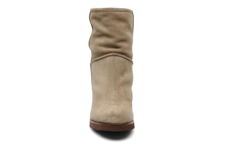 Bottines et boots Fabio Rusconi Marta Beige vue portées chaussures