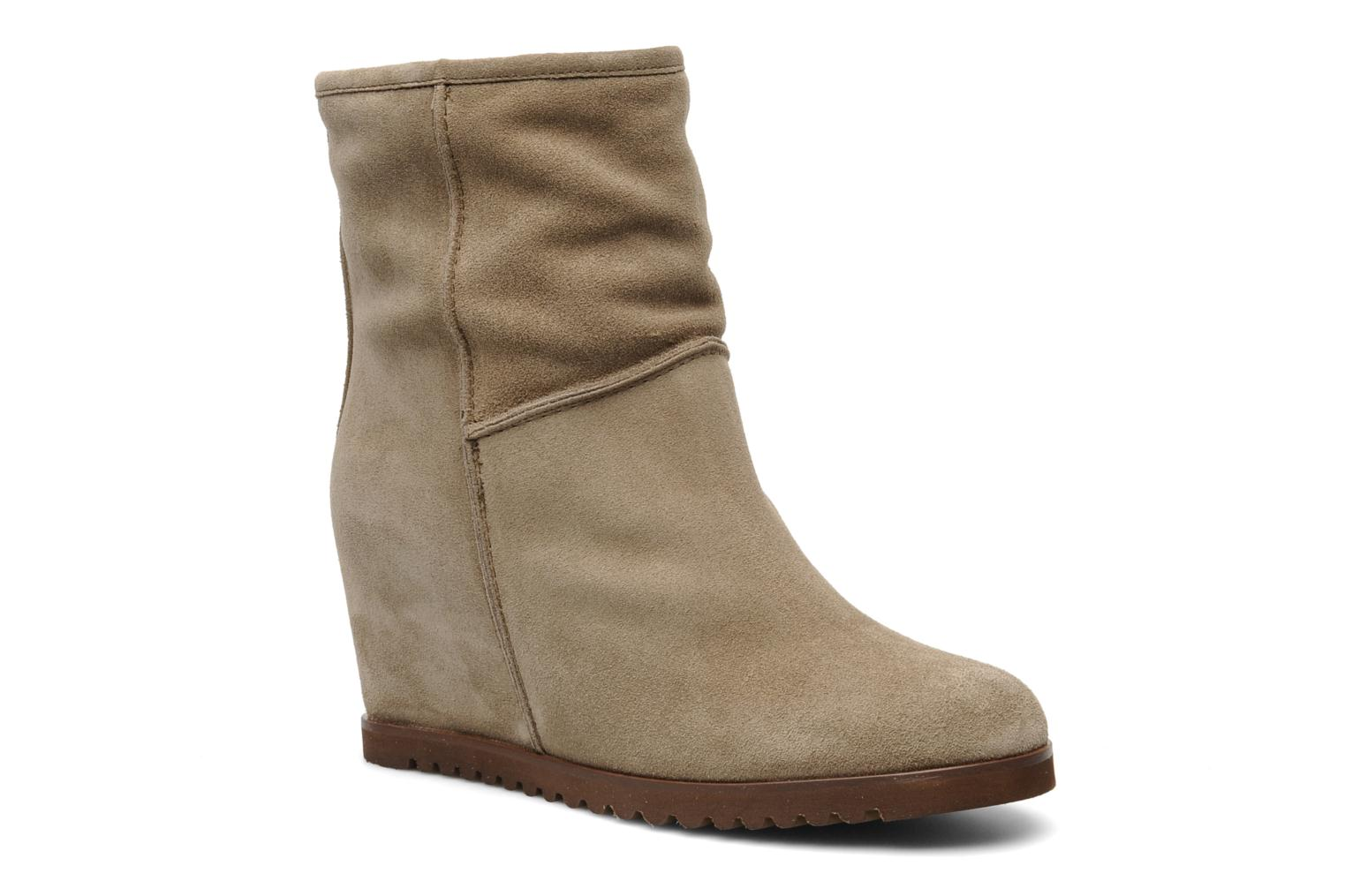 Ankle boots Fabio Rusconi Marta Beige detailed view/ Pair view