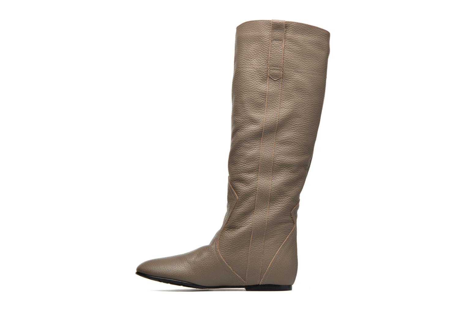 Boots & wellies Fabio Rusconi Isabella Beige front view