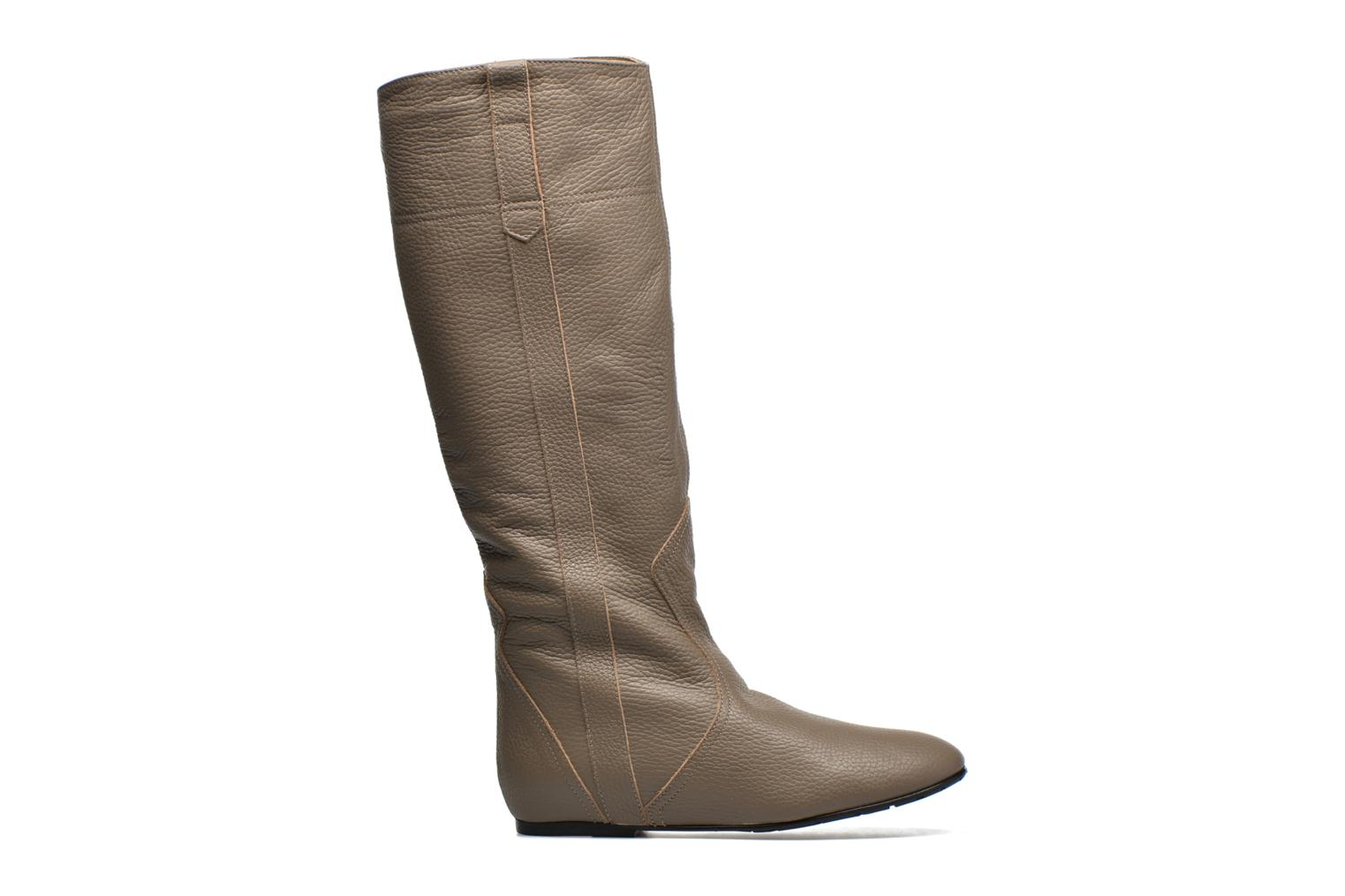 Boots & wellies Fabio Rusconi Isabella Beige back view