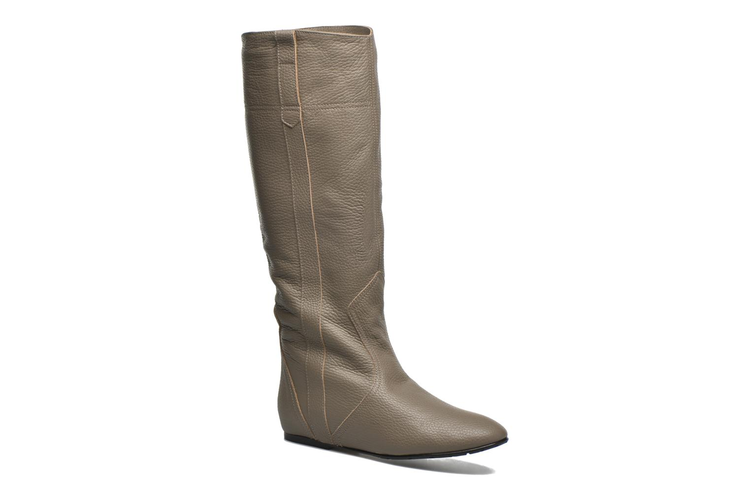 Boots & wellies Fabio Rusconi Isabella Beige detailed view/ Pair view