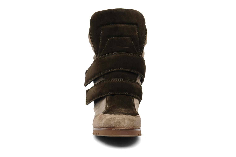 Sneaker Fabio Rusconi Tina grün schuhe getragen