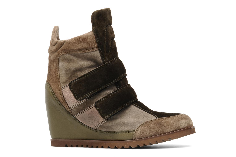Sneakers Fabio Rusconi Tina Groen achterkant
